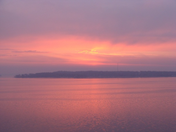Another Awesome Grand Lake Day Break!
