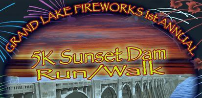 Grand Lake 5K Sunset Dam Run and Walk