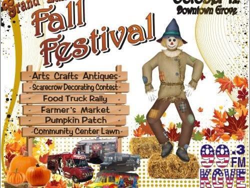 Grand Lake Fall Festival & Food Truck Rally