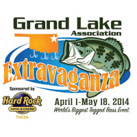 250,000 Reasons To Fish Grand Lake in 2014