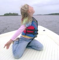 Free Life Jackets For Kids At Grand Lake Boat Show