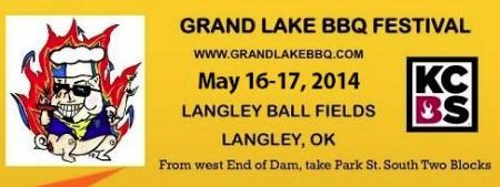 2014 Grand Lake BBQ Championship & Festival