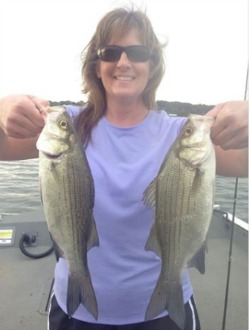 Grand Lake OK Fishing Report – October 2014