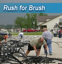 2015 Rush For Brush at Grand Lake