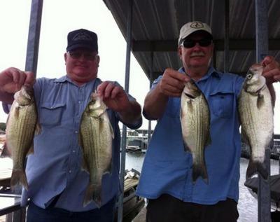 What bass fishing Oklahoma
