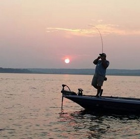 Grand Lake Fishing Report: May 18, 2015
