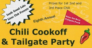 Grand Lake Chili Cookoff