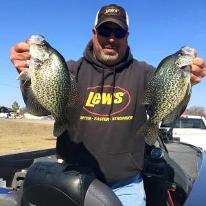 Grand Lake Fishing Report: April 6, 2015