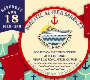 1st Annual Grand Lake Nautical Flea Market Set For April 18th