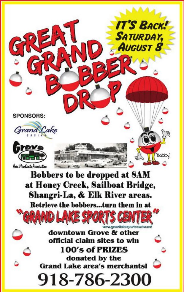 Great Grand Bobber Drop 2015