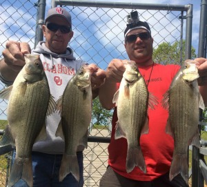 Grand Lake Fishing Report: June 8, 2015