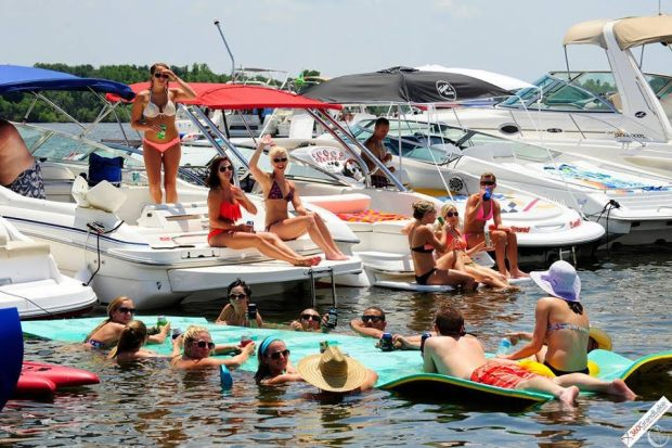 Grand Lake Aquapalooza 2015