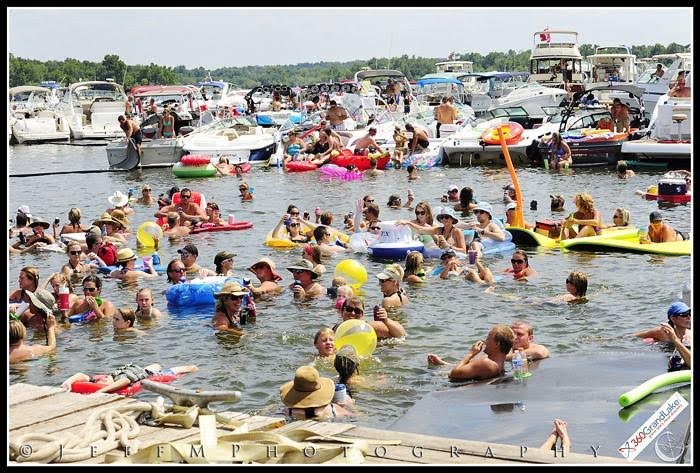 2015 Aquapalooza at Grand Lake