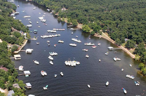 Labor Day Weekend and New Woodard Hollow Boating Rules
