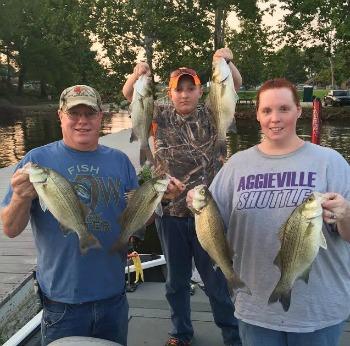 Grand Lake Fishing Report: June 30, 2015