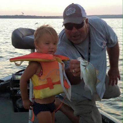 Grand Lake Fishing Report: August 10, 2015