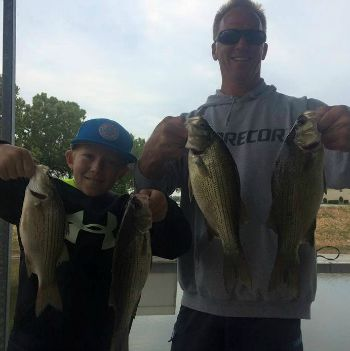 Grand Lake Fishing Report: Aug 31, 2015