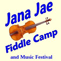 Osage Stomp String Band At Jana Jae Fiddle Camp
