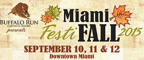 Miami Fall Festival 2015