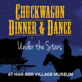 Chuckwagon Dinner Har-Ber Village Grove Oklahoma