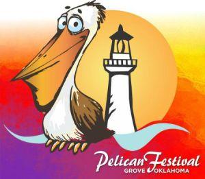 Pelican Festival in Grove Oklahoma