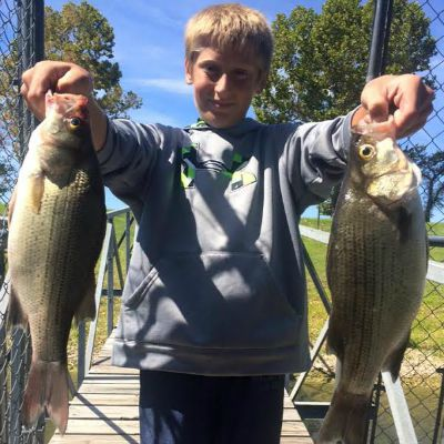 Grand Lake Fishing Report: Sept 14, 2015