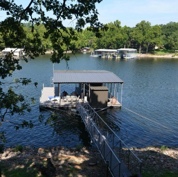 Ketchum OK Waterfront Home For Sale – 448676 Pelican Dr