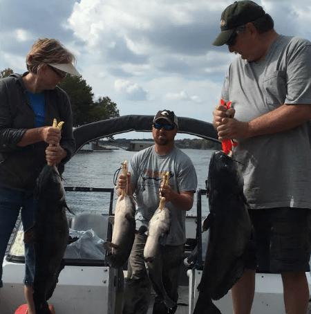 Grand Lake Fishing Report: Oct 23, 2015