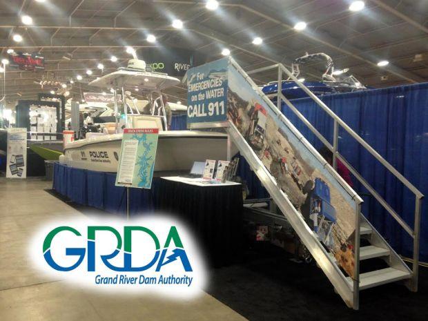 GRDA at the Tulsa Boat Show