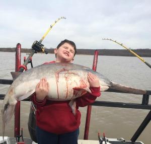 Grand lake fishing report feb 24 2016 grand lake living for Grand lake fishing report
