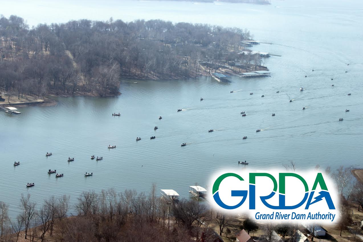 Grand lake welcomes back the bassmaster classic grand for Grand lake oklahoma fishing report