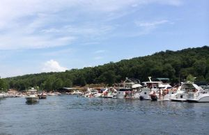 Grand Lake Raft-Outs