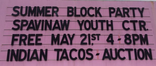 Spavinaw Block Party