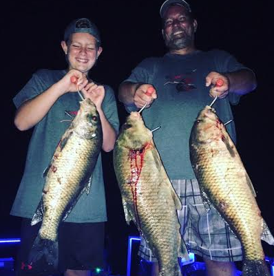 Grand Lake Fishing Report – August 4th 2016