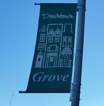Downtown Grove OK