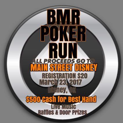 2017 BMR Poker Run