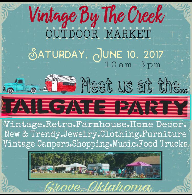 Vintage by the Creek Tailgate