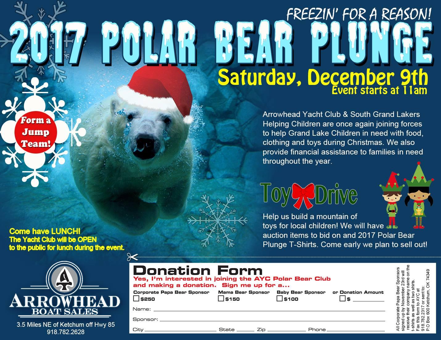 2017 Polar Bear Plunge