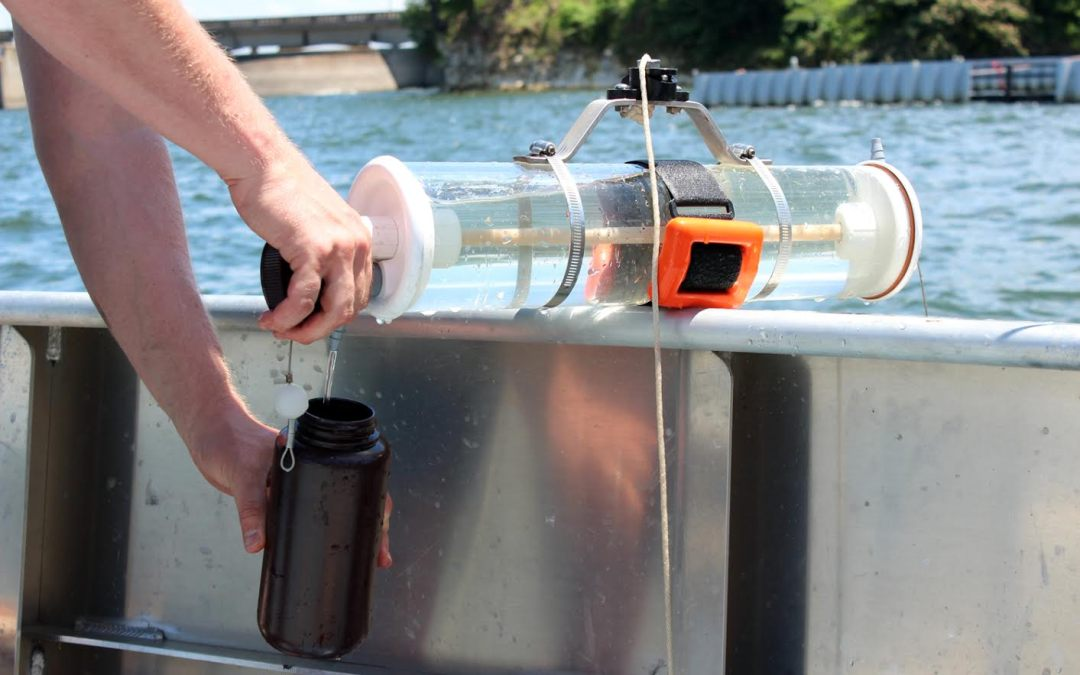 GRDA monitoring water quality