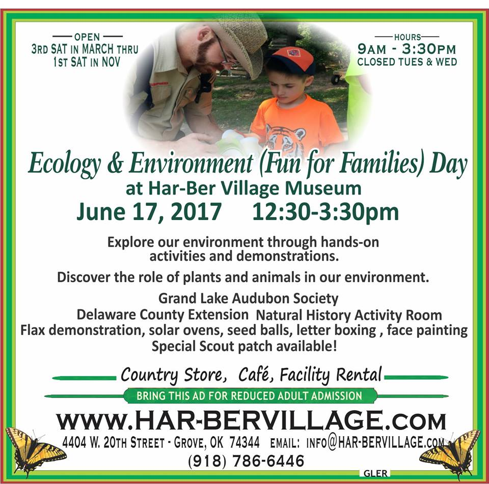 Har-Ber Village Ecology and Environment Day
