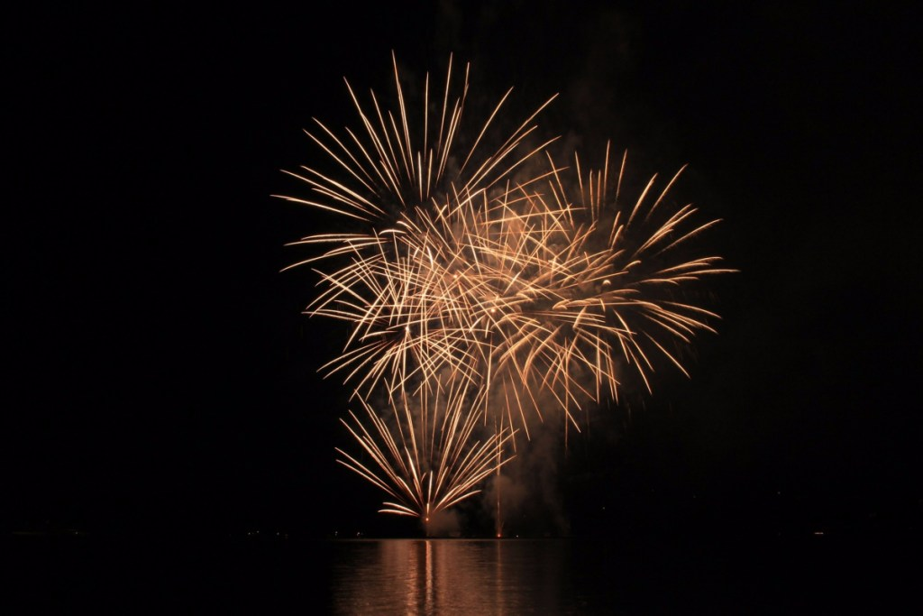 2017 Grand Lake OK Fireworks