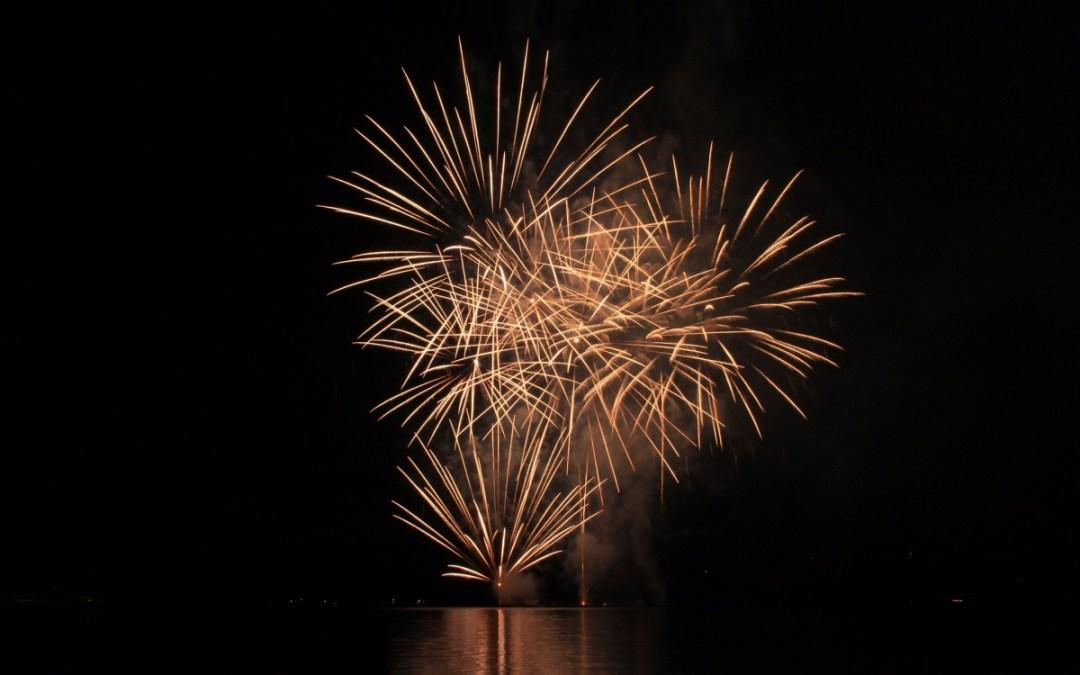 2020 Duck Creek Fireworks