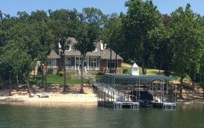 Don't Forget The Dock When Buying Lakefront Property