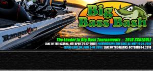 2018 Big Bass Bash Grand Lake