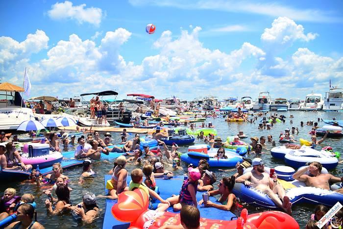 Aquapalooza at Grand Lake OK