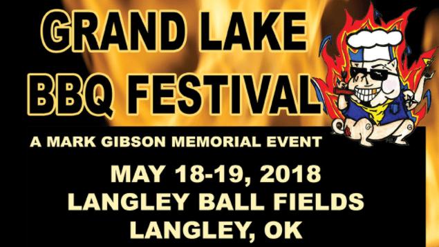 2018 Grand Lake BBQ Festival