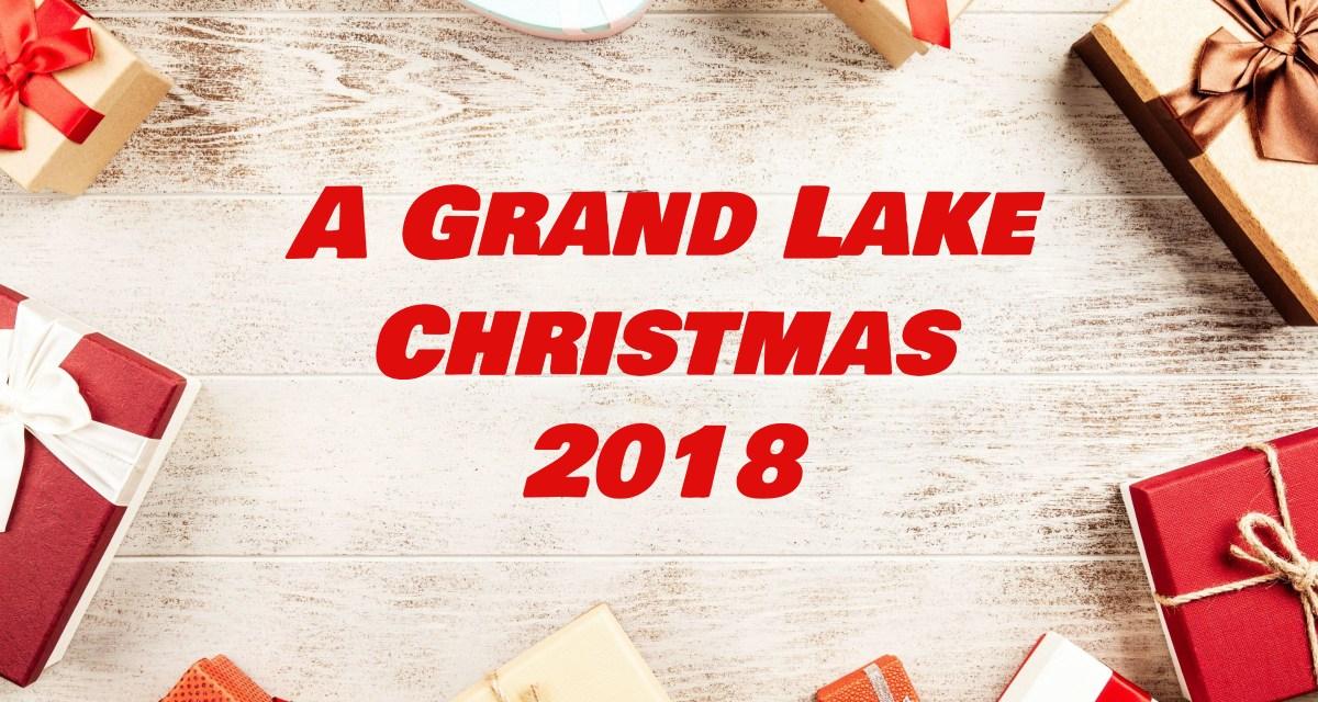 2018 Christmas Lights, Parades and Celebrations Around Grand Lake