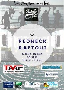 2019 Redneck Raftout at Grand Lake