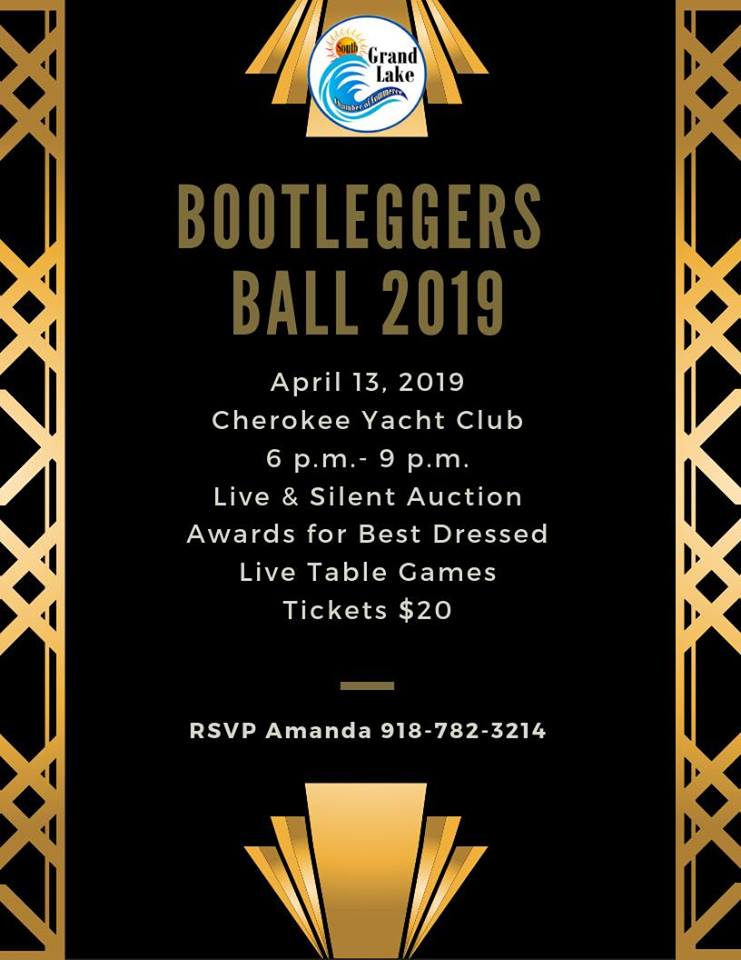 2019 Bootleggers Ball at Grand Lake