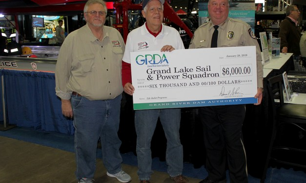 GRDA and GLPS Continue Life Jacket Safety Programs